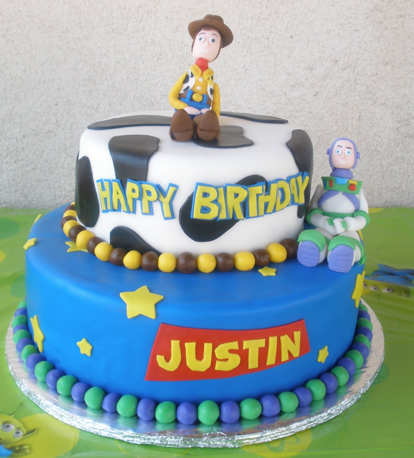 Best ideas about Toy Birthday Cake . Save or Pin Cakes By Perla Toy Story Cake Now.