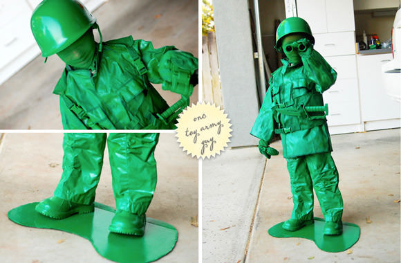 Best ideas about Toy Soldier Costume DIY . Save or Pin Do It Yourself Halloween Costumes Now.