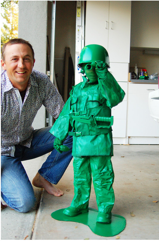 Best ideas about Toy Soldier Costume DIY . Save or Pin Kids Halloween costumes 16 awesome ideas for children and Now.
