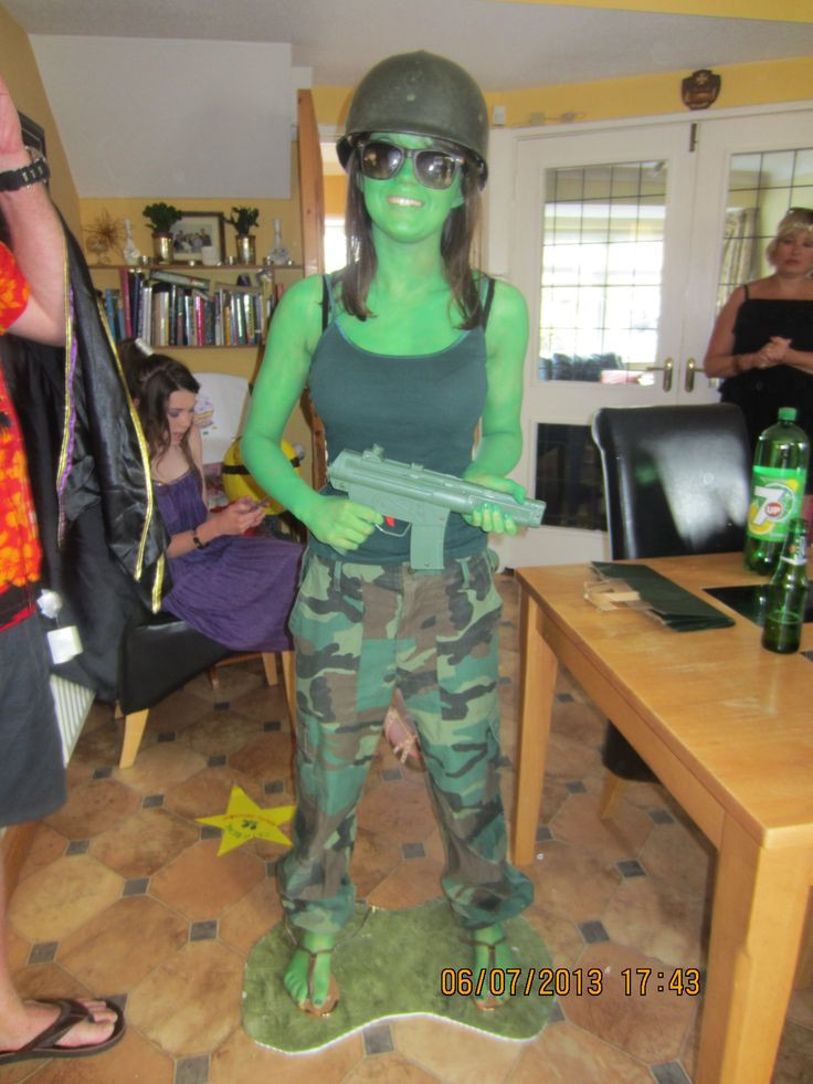 Best ideas about Toy Soldier Costume DIY . Save or Pin 17 Best images about Chanel and David Halloween ideas on Now.