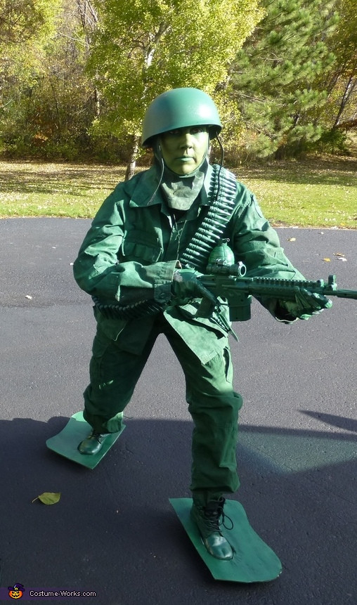 Best ideas about Toy Soldier Costume DIY . Save or Pin Toy Sol r Adult Costume Now.