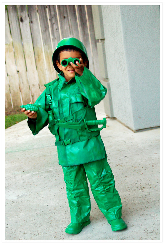 Best ideas about Toy Soldier Costume DIY . Save or Pin a bit of halloween eye candy Now.