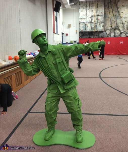 Best ideas about Toy Soldier Costume DIY . Save or Pin CAISA Costumes Your Guide to Halloween – CAISA Fashion Show Now.
