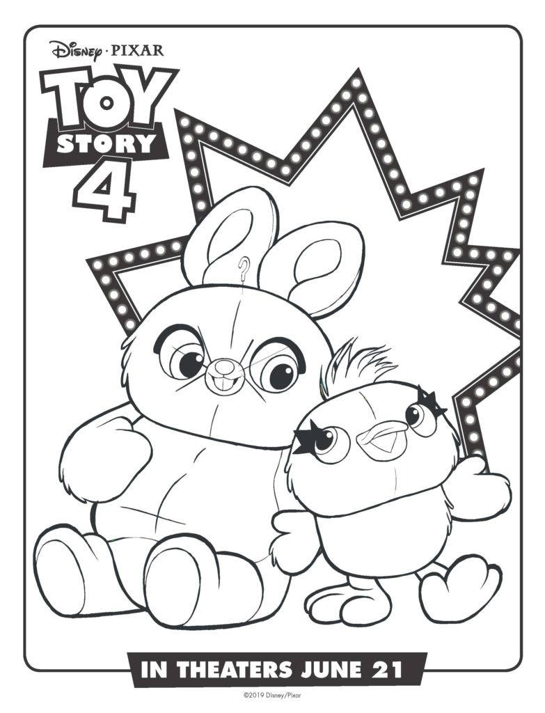 Best ideas about Toy Story Free Printable Coloring Pages . Save or Pin Free Printable Toy Story 4 Coloring Pages and Activities Now.