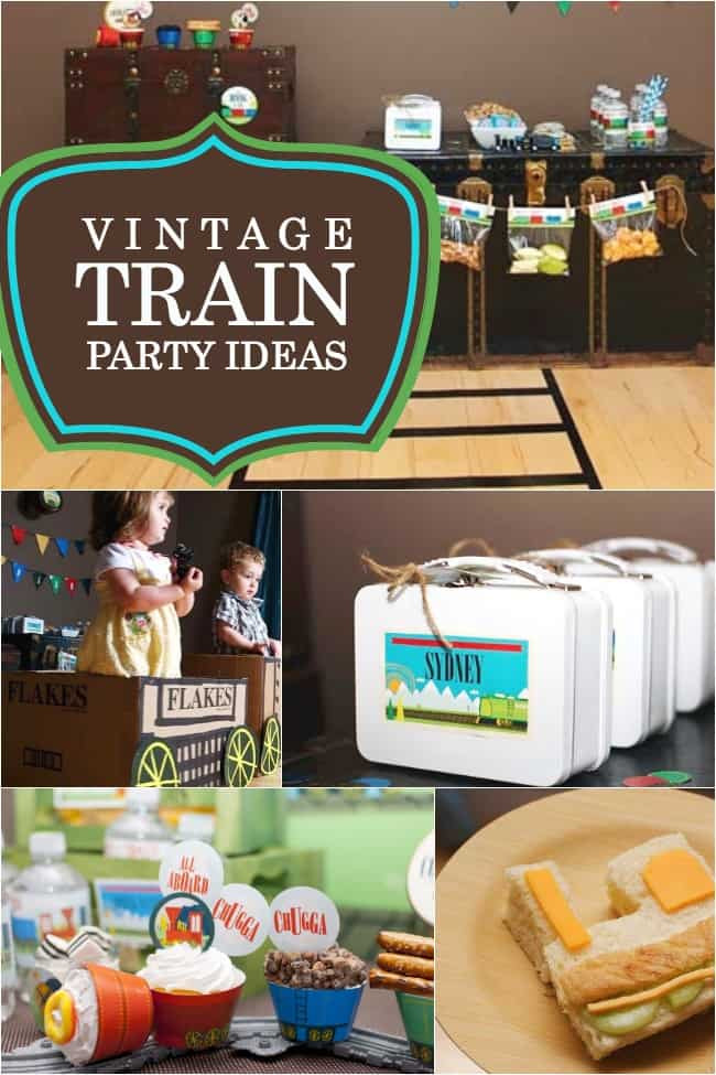 Best ideas about Train Birthday Decorations . Save or Pin Tips for Planning a Train Themed Birthday Party Now.