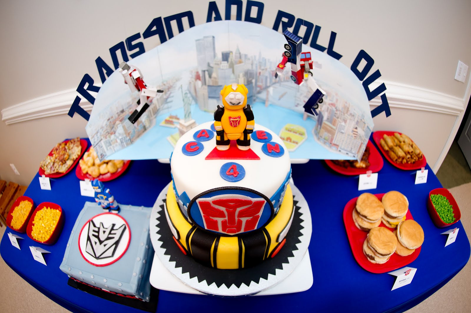 Best ideas about Transformers Birthday Party Ideas . Save or Pin Pure Joy Events Transformers Birthday Party Now.