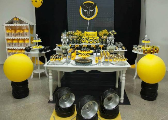 Best ideas about Transformers Birthday Party Ideas . Save or Pin 20 Transformers Birthday Party Ideas We Love Spaceships Now.