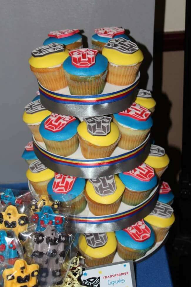 Best ideas about Transformers Birthday Party Ideas . Save or Pin 17 Totally Cool Transformers Party Ideas Spaceships and Now.