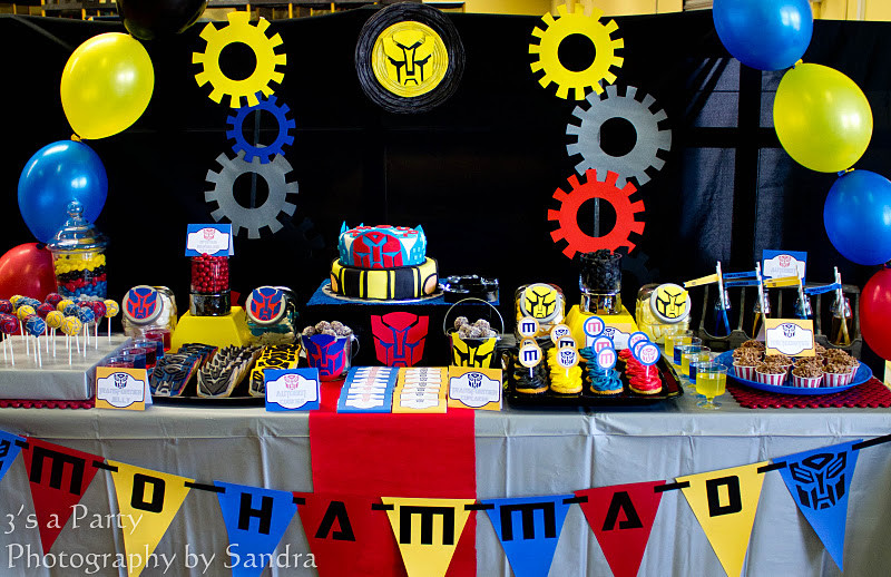 Best ideas about Transformers Birthday Party Ideas . Save or Pin Kara s Party Ideas Transformers Birthday Party Now.