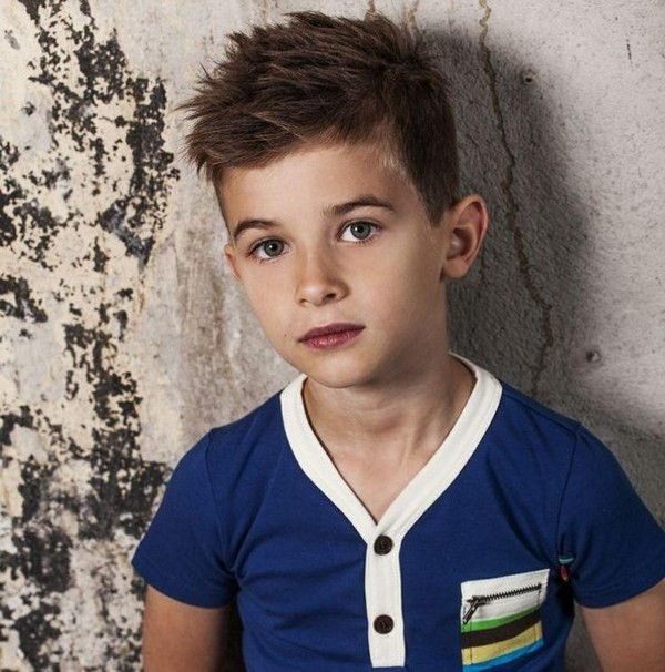 Best ideas about Trendy Hairstyles For Boys . Save or Pin 12 Trendy Boy Hairstyles for Back to School and Beyond Now.
