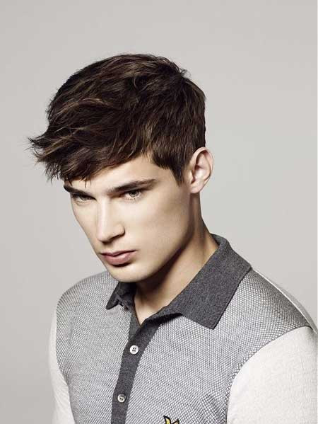 Best ideas about Trendy Hairstyles For Boys . Save or Pin Most Trendy hairstyles for Men Now.