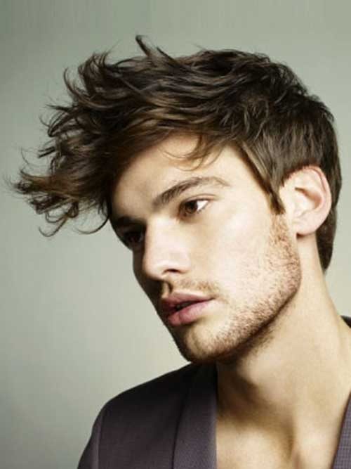 Best ideas about Trendy Hairstyles For Boys . Save or Pin 20 Trendy Hairstyles for Boys Now.