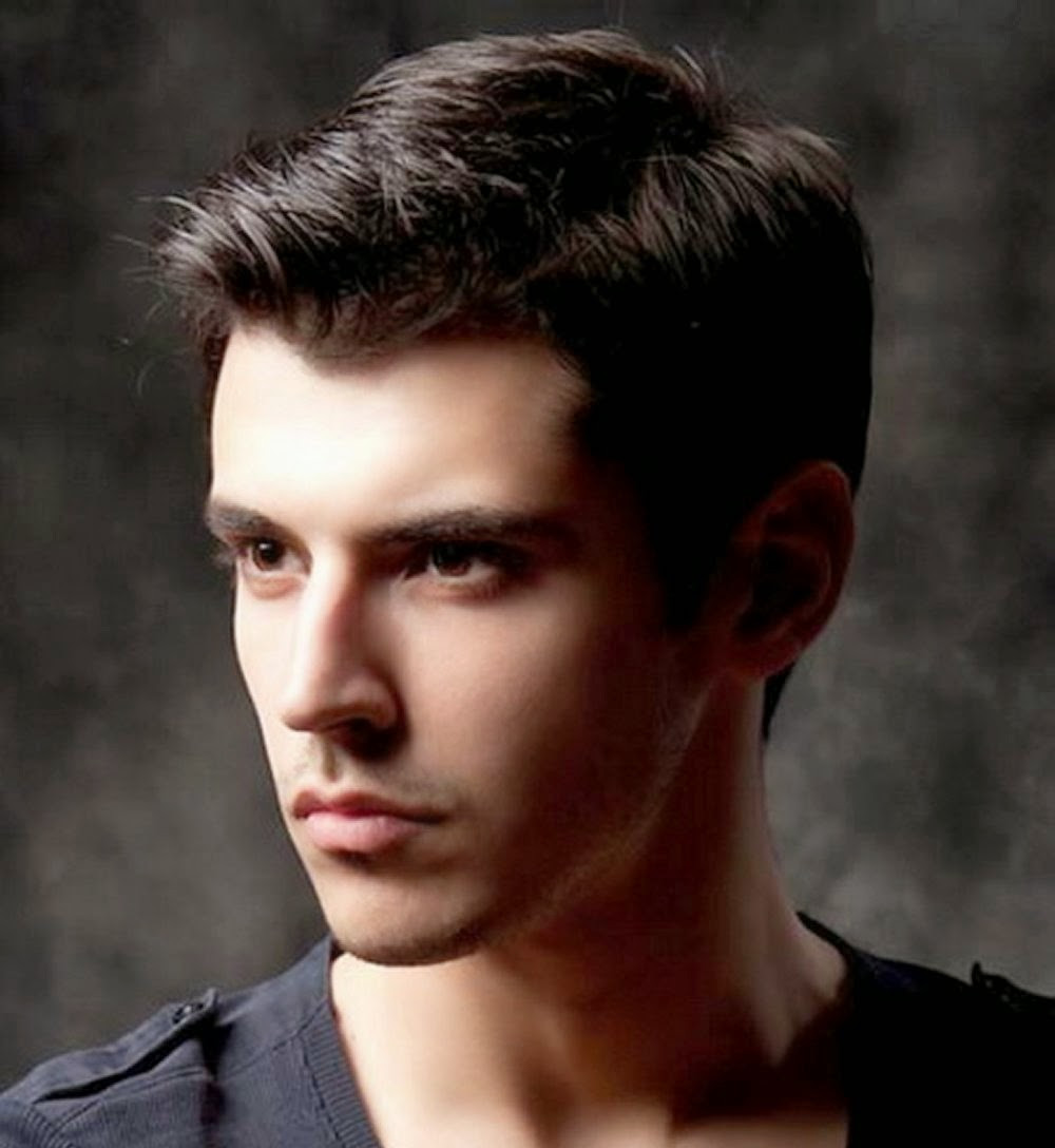 Best ideas about Trendy Hairstyles For Boys . Save or Pin Trendy Short Haircuts For Men 2014 Mens Hairstyles Now.
