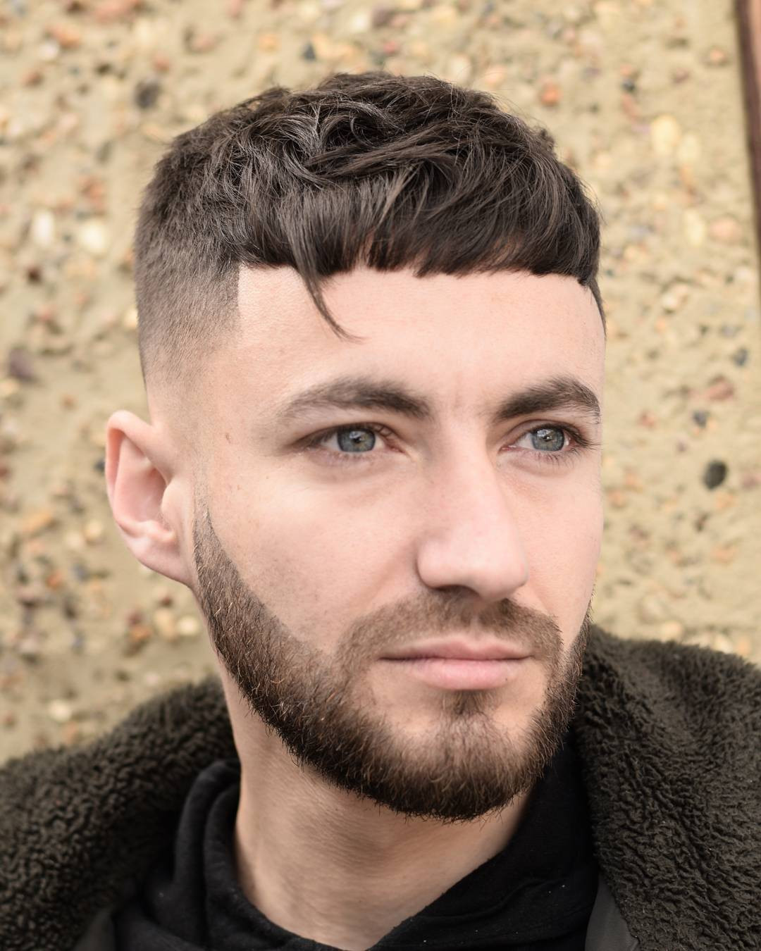 Best ideas about Trendy Hairstyles For Boys . Save or Pin Caesar Haircut Now.