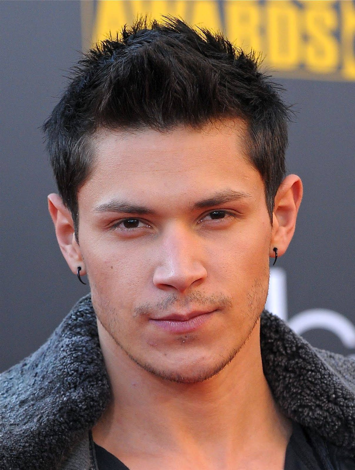 Best ideas about Trendy Hairstyles For Boys . Save or Pin 25 Best Short Spiky Haircuts For Guys Now.
