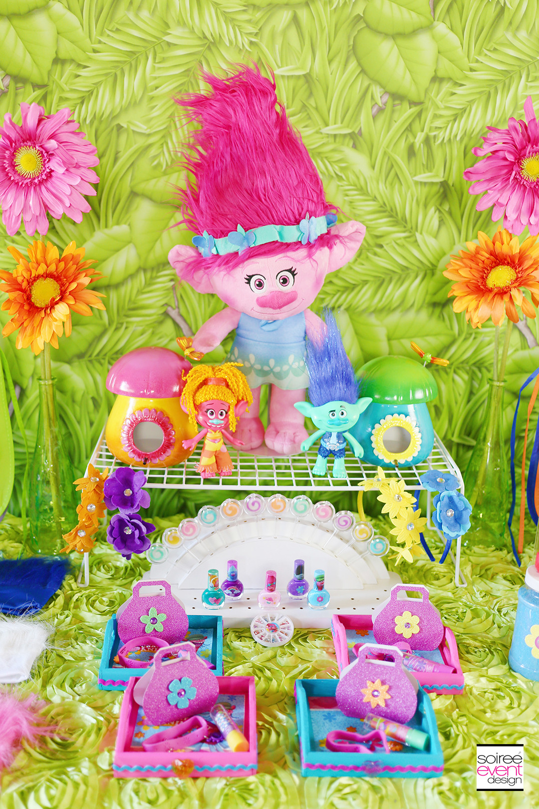 Best ideas about Troll Birthday Party . Save or Pin TREND ALERT Host a Trolls Party with these Trolls Party Now.