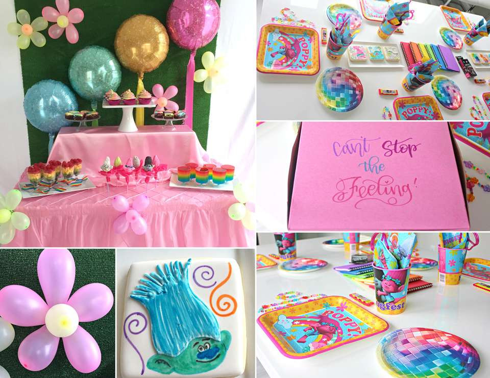 """Best ideas about Troll Birthday Party . Save or Pin Trolls Birthday """"Trolls Birthday Party"""" Now."""