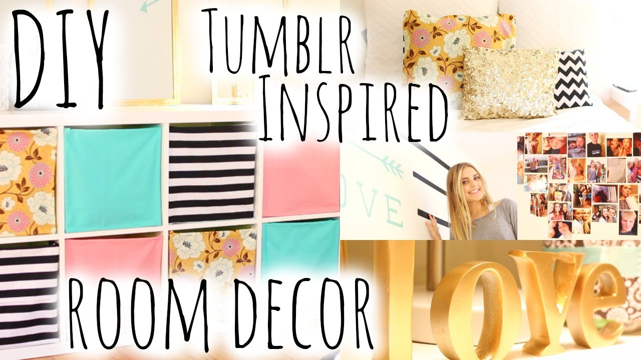 Best ideas about Tumblr DIY Rooms . Save or Pin DIY Room Decor & Organization Inspired by Tumblr Now.