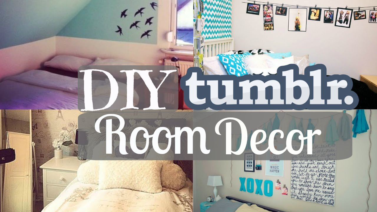 Best ideas about Tumblr DIY Rooms . Save or Pin DIY Tumblr Room Decor Cheap & Easy Now.