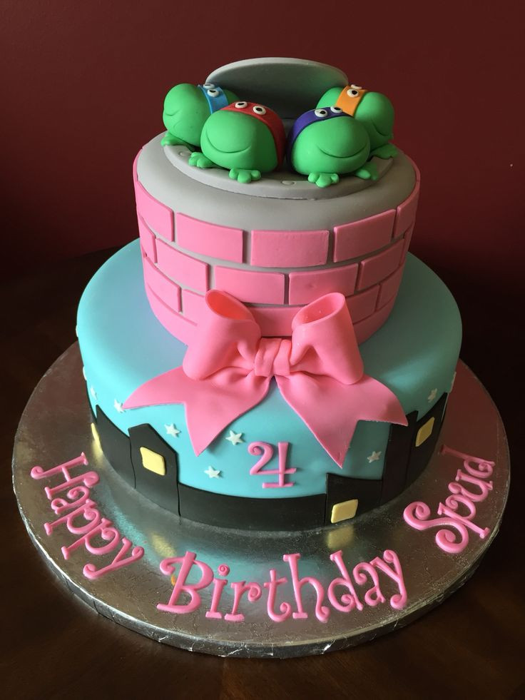 Best ideas about Turtle Birthday Cake . Save or Pin 25 best ideas about Turtle birthday cakes on Pinterest Now.