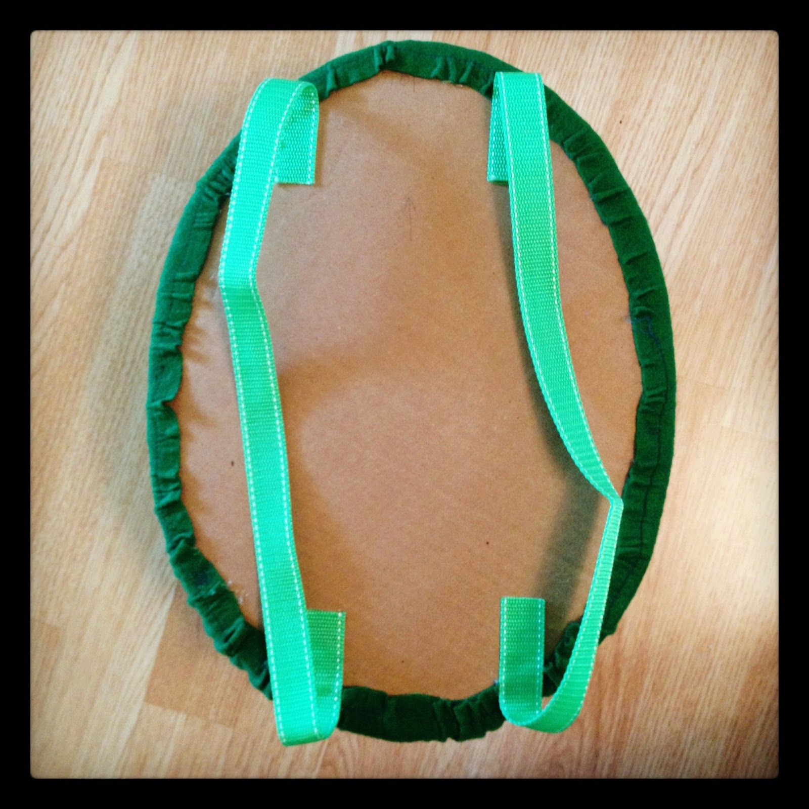 Best ideas about Turtle Costume DIY . Save or Pin home made kids turtle costume Now.