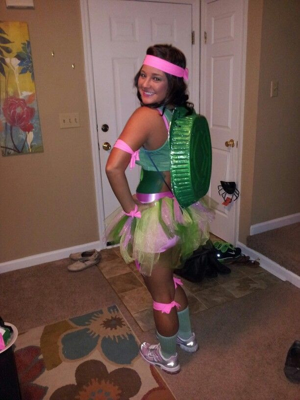Best ideas about Turtle Costume DIY . Save or Pin Homemade Ninja Turtle Costume Now.