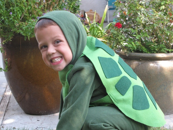 Best ideas about Turtle Costume DIY . Save or Pin 101 best images about Costumes under the sea world on Now.