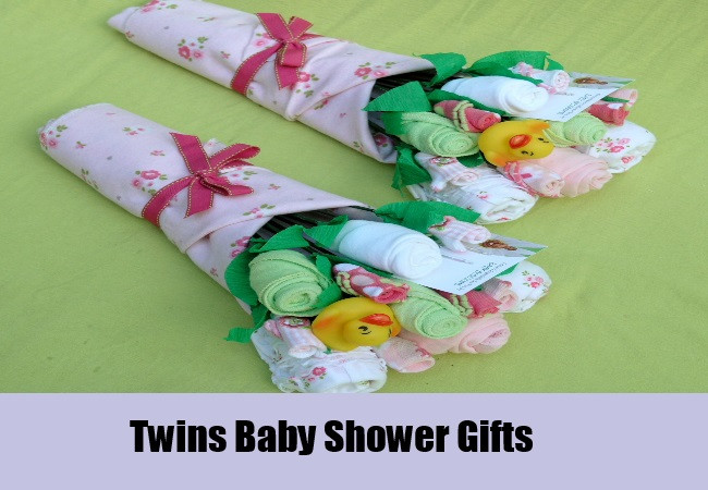 Best ideas about Twin Baby Gift Ideas . Save or Pin 5 Baby Shower Theme Ideas For Twins Now.