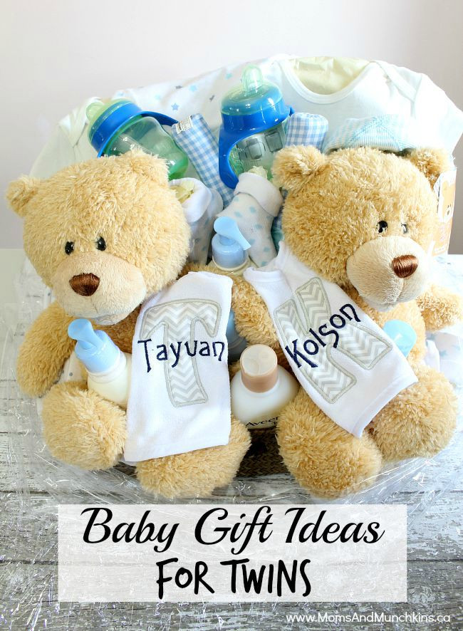 Best ideas about Twin Baby Gift Ideas . Save or Pin Baby Gift Ideas for Twins Moms & Munchkins Now.