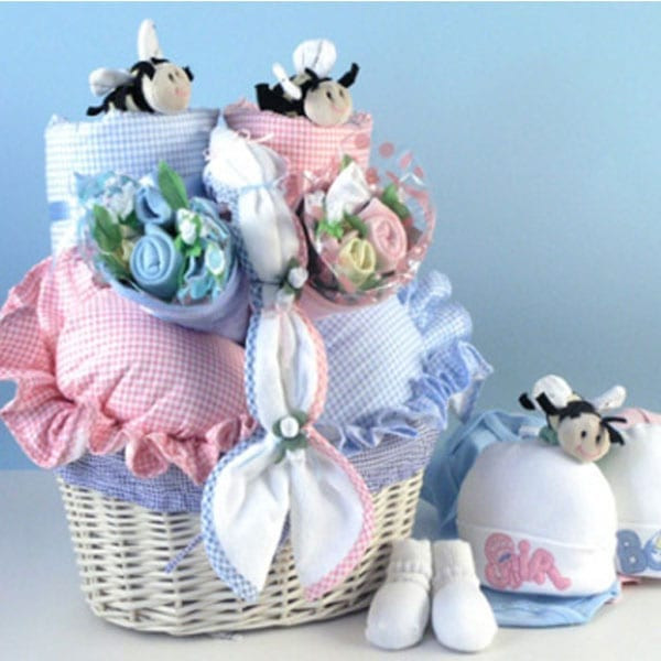 Best ideas about Twin Baby Shower Gift Ideas . Save or Pin Baby Gift Ideas for Mariah and Nick s Double Delivery Now.