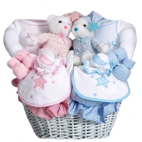 Best ideas about Twin Baby Shower Gift Ideas . Save or Pin Boy and Girl Twins Now.