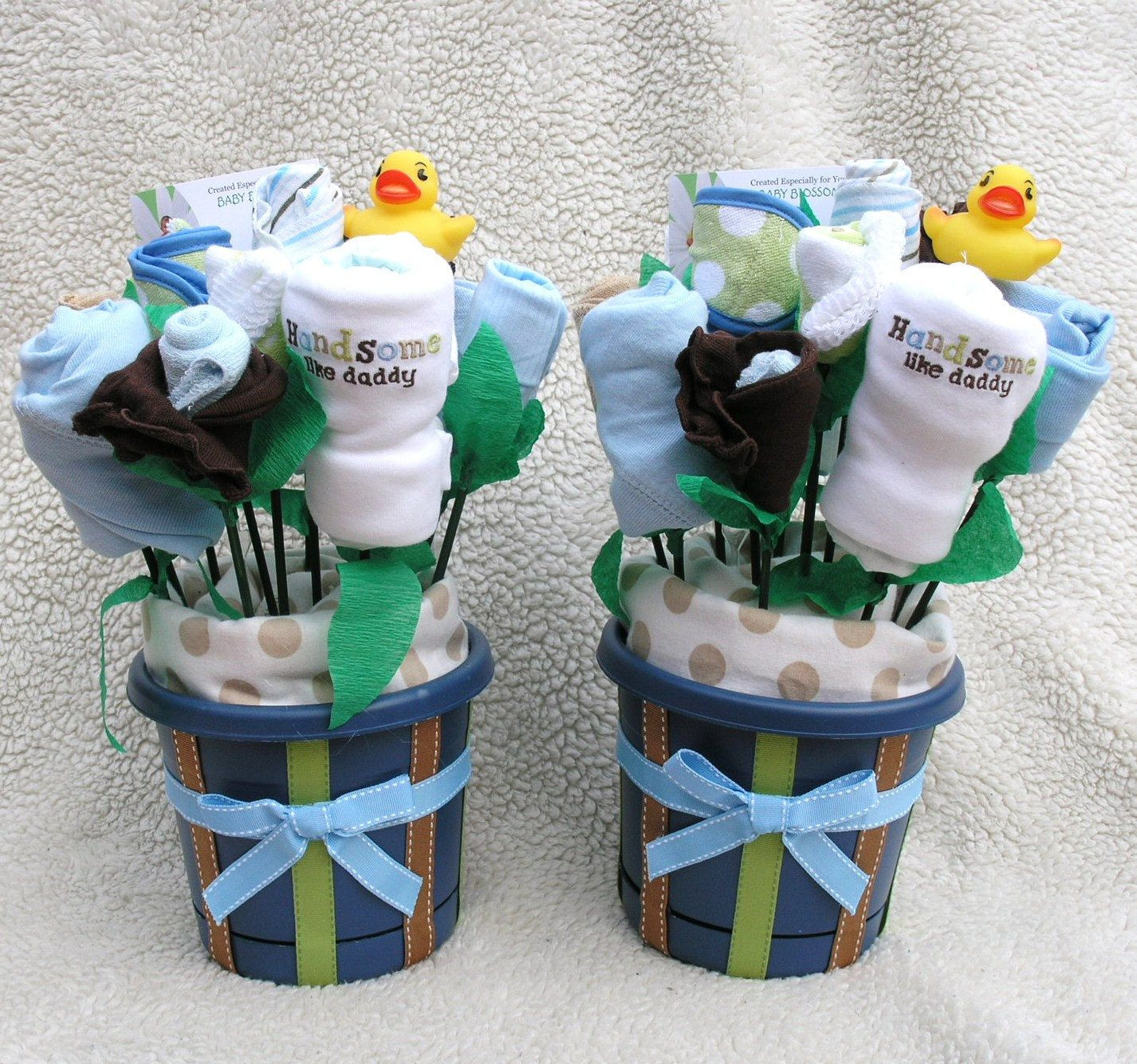 Best ideas about Twin Baby Shower Gift Ideas . Save or Pin Boy Twin Baby Gift Boy Twin Baby Shower Boy Twin Clothes Now.
