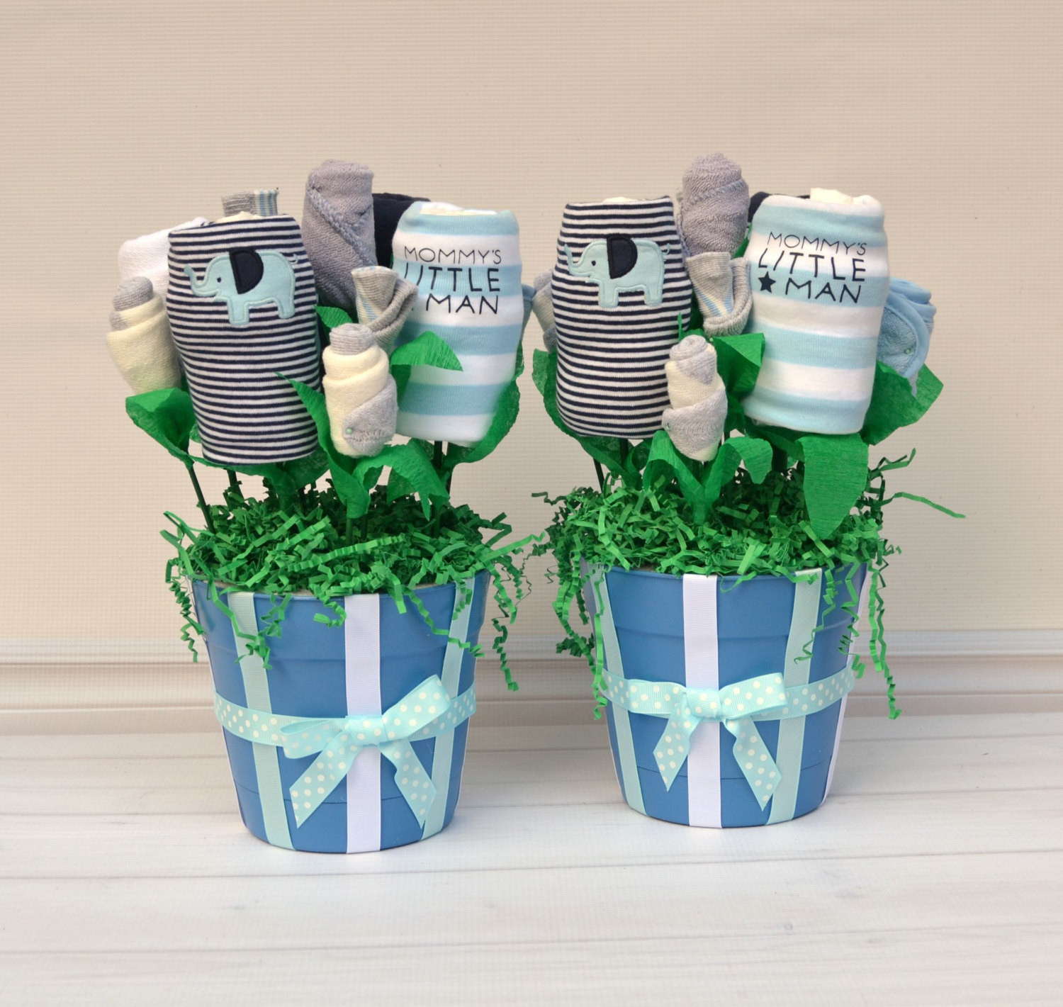 Best ideas about Twin Baby Shower Gift Ideas . Save or Pin Twin Baby Boys Gift Boy Twin Baby Shower by babyblossomco Now.