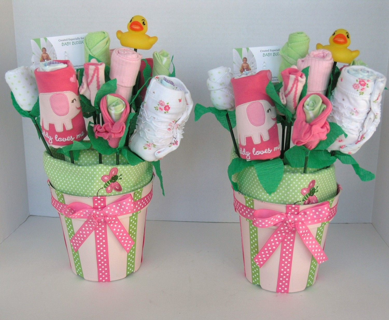 Best ideas about Twin Baby Shower Gift Ideas . Save or Pin Twin Girl Baby Gift Newborn Twin Gift Girl Twin Shower Now.