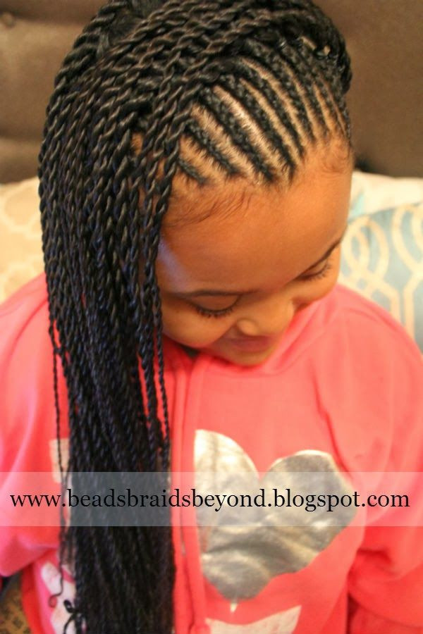 Best ideas about Twisty Hairstyles For Girls . Save or Pin box twist styles kids Now.