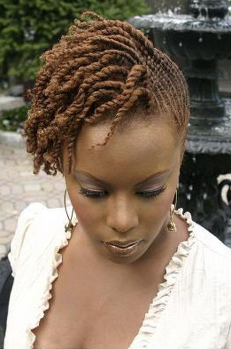 Best ideas about Twisty Hairstyles For Girls . Save or Pin For the little black girl hairstyles will be more funny if Now.