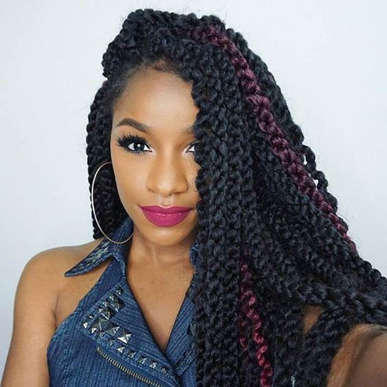 Best ideas about Twisty Hairstyles For Girls . Save or Pin 40 Crochet Twist Styles You ll Fall in Love With Now.