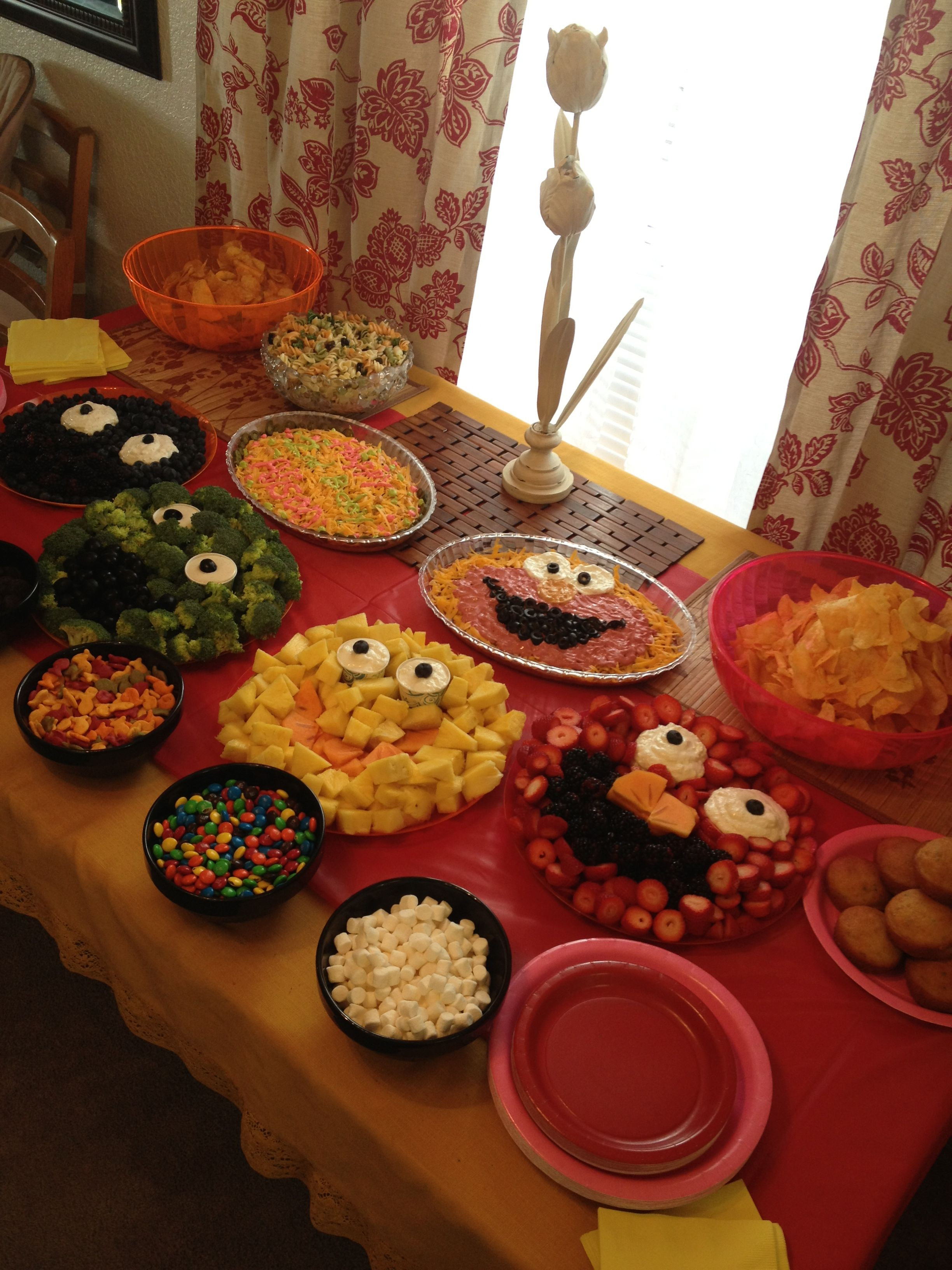 Best ideas about Two Yr Old Birthday Party Ideas . Save or Pin Elmo themed 2 year old birthday party Now.