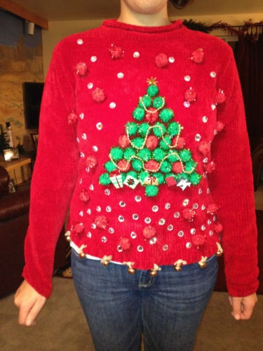 Best ideas about Ugly Christmas Sweater Ideas DIY . Save or Pin Your Big Collection of Outrageously Ugly DIY Christmas Now.