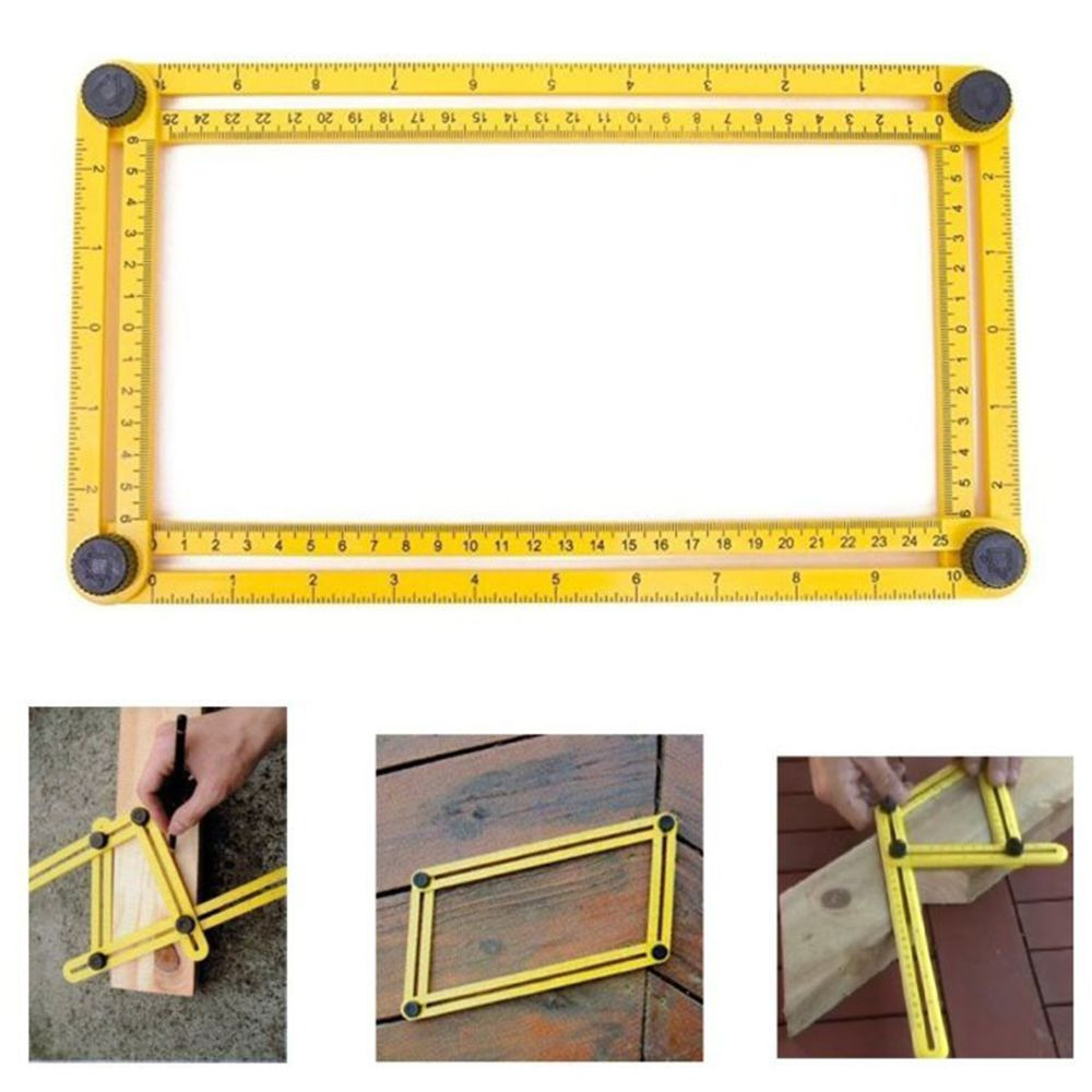 Best ideas about Ultimate 836 Angle-Izer DIY Template Tool . Save or Pin Measuring Angle izer Multi Angle Ruler 836 Template Tool Now.