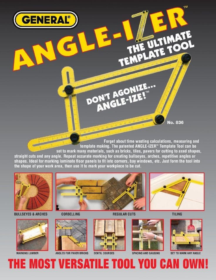 Best ideas about Ultimate 836 Angle-Izer DIY Template Tool . Save or Pin Best 25 Woodworking tools ideas on Pinterest Now.