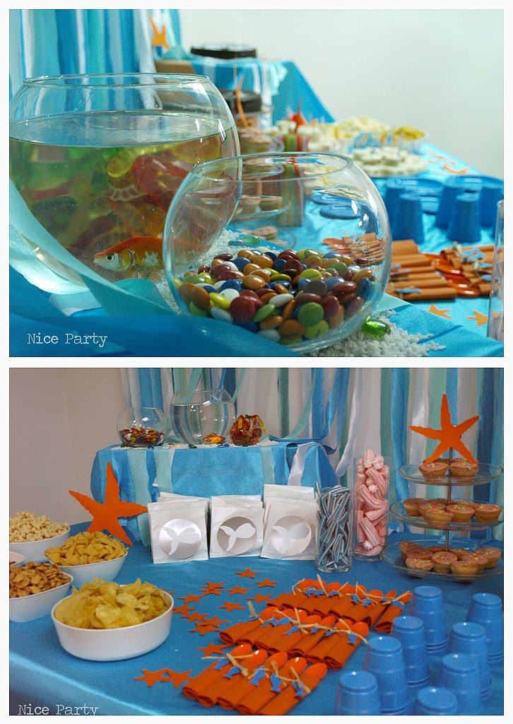 Best ideas about Under The Sea Birthday Party . Save or Pin Under the sea party for 6 year old girl CafeMom Now.
