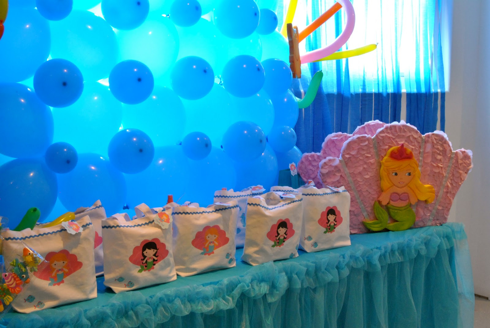 Best ideas about Under The Sea Birthday Party . Save or Pin Party Tales Birthday Party Under the Sea Birthday Now.