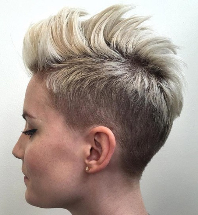 Best ideas about Undercut Haircuts For Women . Save or Pin Women Hairstyle Trend in 2016 Undercut hair Now.