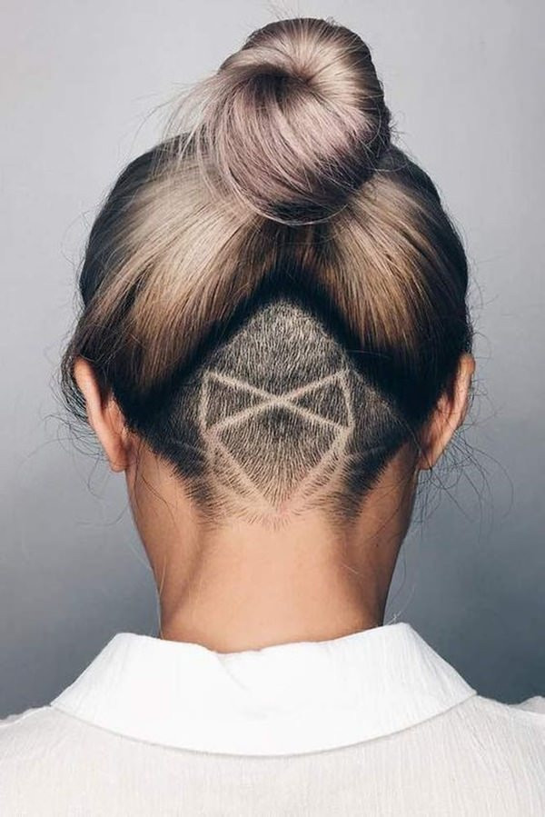 Best ideas about Undercut Hairstyle Female . Save or Pin 83 Awesome Women s Undercut Styles That Will Blow You Away Now.