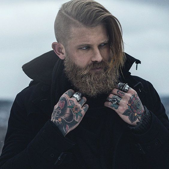 Best ideas about Undercut Hairstyle With Beard . Save or Pin Undercut Hairstyles Men – World Trends Fashion Now.