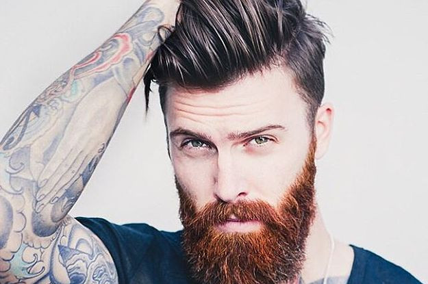 Best ideas about Undercut Hairstyle With Beard . Save or Pin 29 Beard And Undercut binations That Will Awaken You Now.