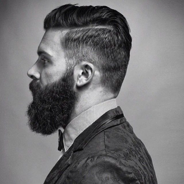 Best ideas about Undercut Hairstyle With Beard . Save or Pin Levi Stocke full thick dark beard and mustache undercut Now.
