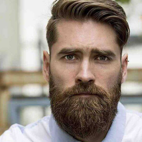 Best ideas about Undercut Hairstyle With Beard . Save or Pin Undercut Hairstyle For Men 2019 Now.