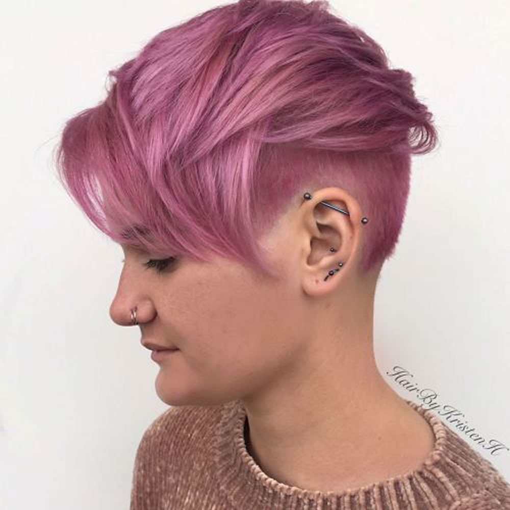 Best ideas about Undercut Hairstyles 2019 . Save or Pin Undercut Short Pixie Hairstyles for La s 2018 2019 Now.